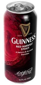 guinness rhs 144x300 Review: Guinness Red Harvest Stout