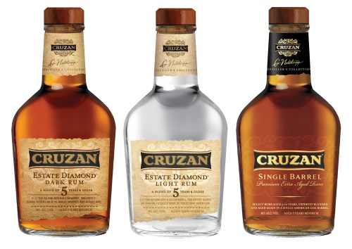 Cruzan Bottles Distillers Collection 2013 525x372 Review: Cruzan Distillers Collection Rum Lineup