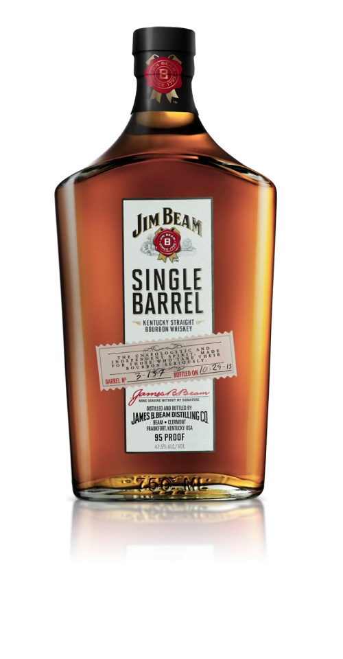jim beam single barrel 525x1008 Review: Jim Beam Single Barrel Bourbon