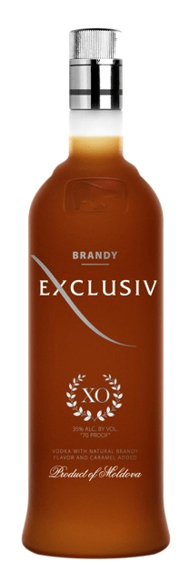 exclusiv brandy Review: Exclusiv XO Napoleon Brandy Flavored Vodka