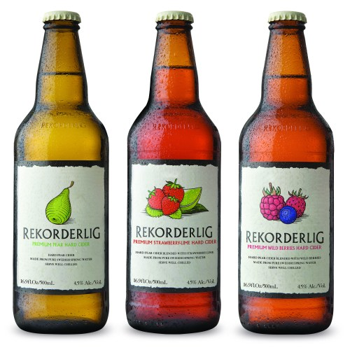 rekorderlig 3 Bottle Lock up USA Blended 525x525 Review: Rekorderlig Swedish Hard Ciders