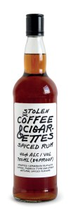 stolen coffee and cigarettes 98x300 Review: Stolen Coffee & Cigarettes Spiced Rum