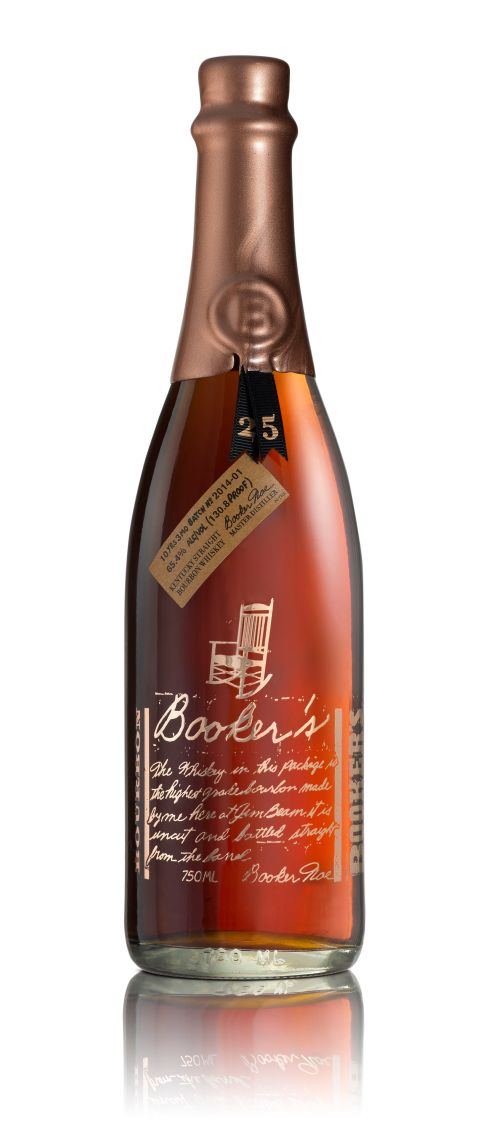 Bookers 25th 525x1187 Review: Bookers 25th Anniversary Edition Bourbon