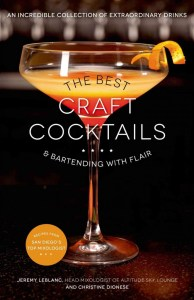 The Best Craft Cocktails Bartending With Flair An Incredible Collection of Extraordinary Drinks Paperback L9781624140273 665x1024 194x300 Book Review: The Best Craft Cocktails