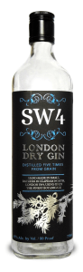 sw4 gin 92x300 Review: SW4 London Dry Gin