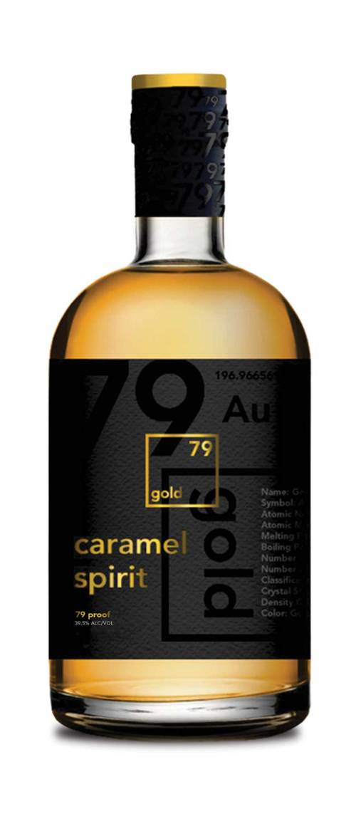 79 gold caramel spirit