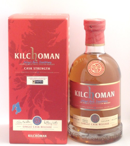 Kilchoman btls Box 525x591 Review: Kilchoman ImpEx Exclusive
