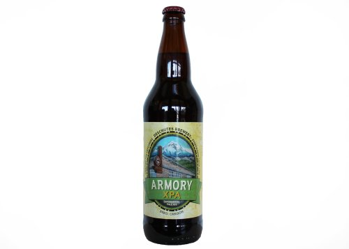 deschutes armory 525x375 Review: Deschutes Brewery Pine Mountain, Armory, & Cinder Cone Beers