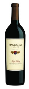 Franciscan CabSauv BottleImage 100x300 Review: 2011 Franciscan Estate Merlot and Cabernet Sauvignon