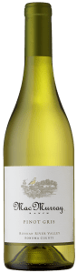 MacMurray Ranch R. River Valley Sonoma County Pinot Gris 750ml 85x300 Review: 2013 MacMurray Ranch Pinot Gris