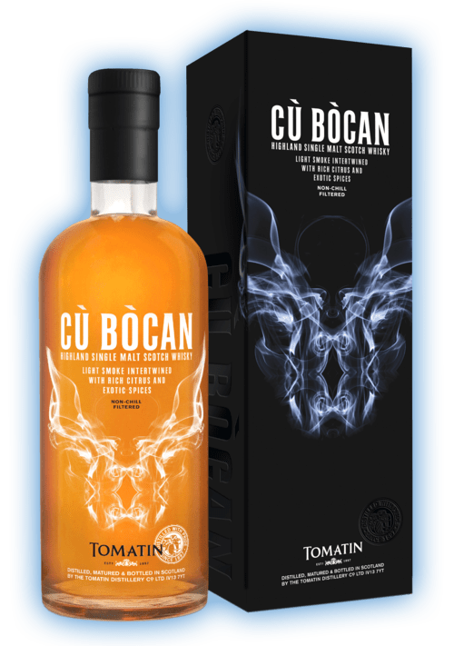 Cu Bocan Bottle Image1 Review: Tomatin Cu Bocan Standard Edition Single Malt Scotch