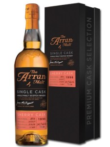 Arran Premium Sherry 225x300 Review: The Arran Malt 17 Years Old and Arran Sherry Premium Single Cask 1997
