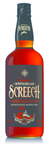 screech spiced rum Review: Newfoundland Screech Rum, Spiced Rum, and Honey Rum