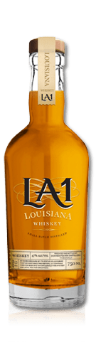 LA1 Whiskey Bottle Image Review: LA1 Louisiana Whiskey