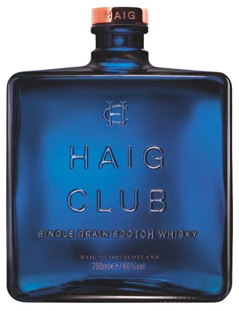 Review: Haig Club Single Grain Scotch Whisky
