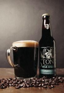 stone coffee milk stout 207x300 Review: Stone Coffee Milk Stout