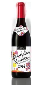 2014 Georges Dubouef Beaujolais Nouveau Bottleshot 153x300 Review: 2014 Georges Duboeuf Beaujolais Nouveau