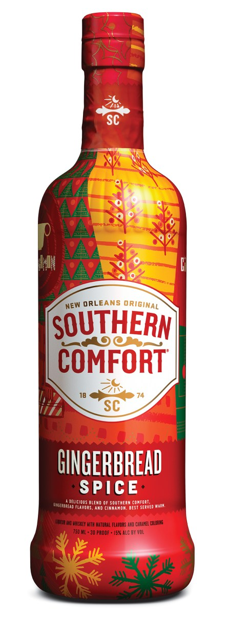 Southern Comfort Gingerbread Spice 445x1200 Review: Southern Comfort Gingerbread Spice