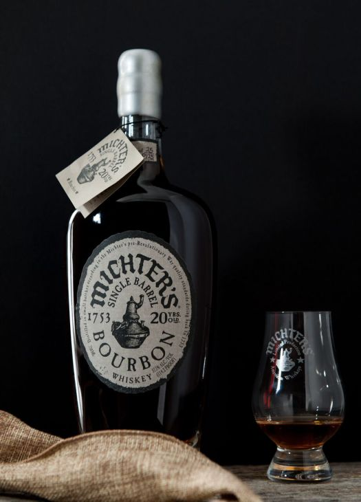 michters 20 years old