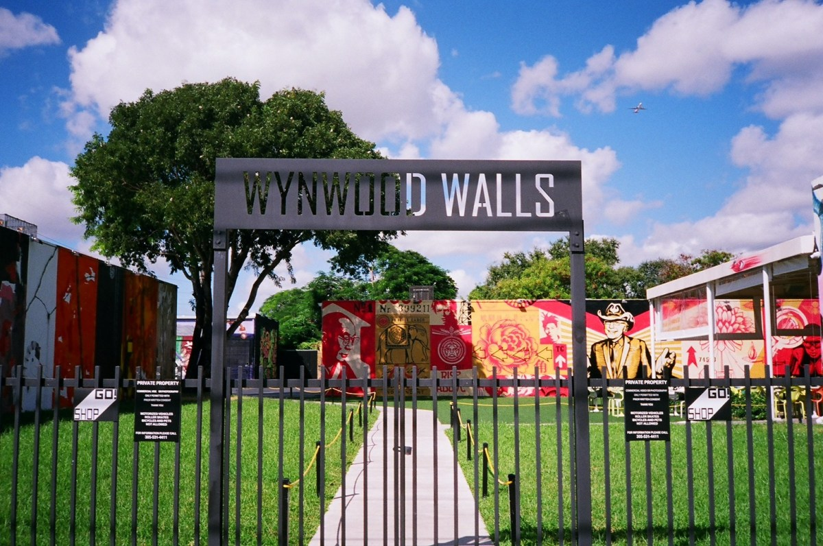 Wynwood Walls, Miami. Florida. USA. Photo by Phillip Pessar via Flickr CC
