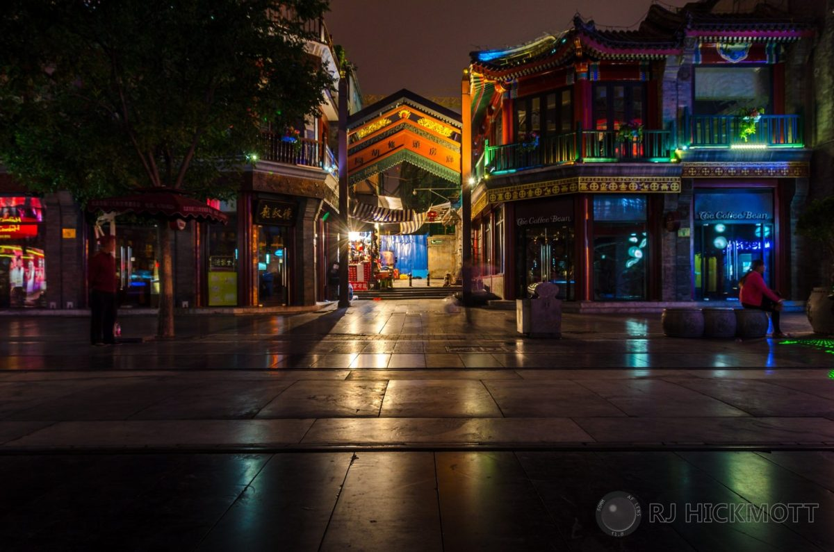 Beijing at night. Photo by Unplugged via Flickr CC