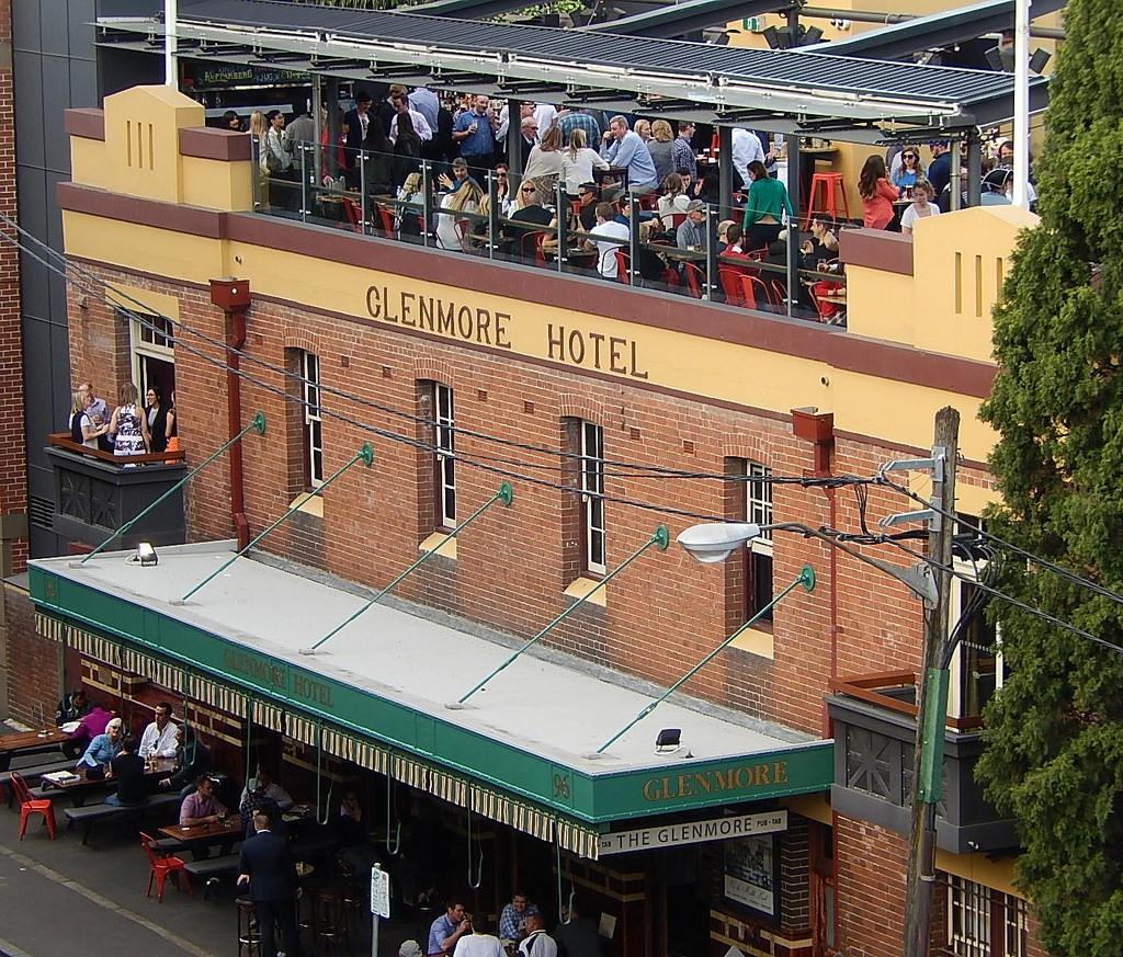 Glenmore Hotel, Sydney. Australia
