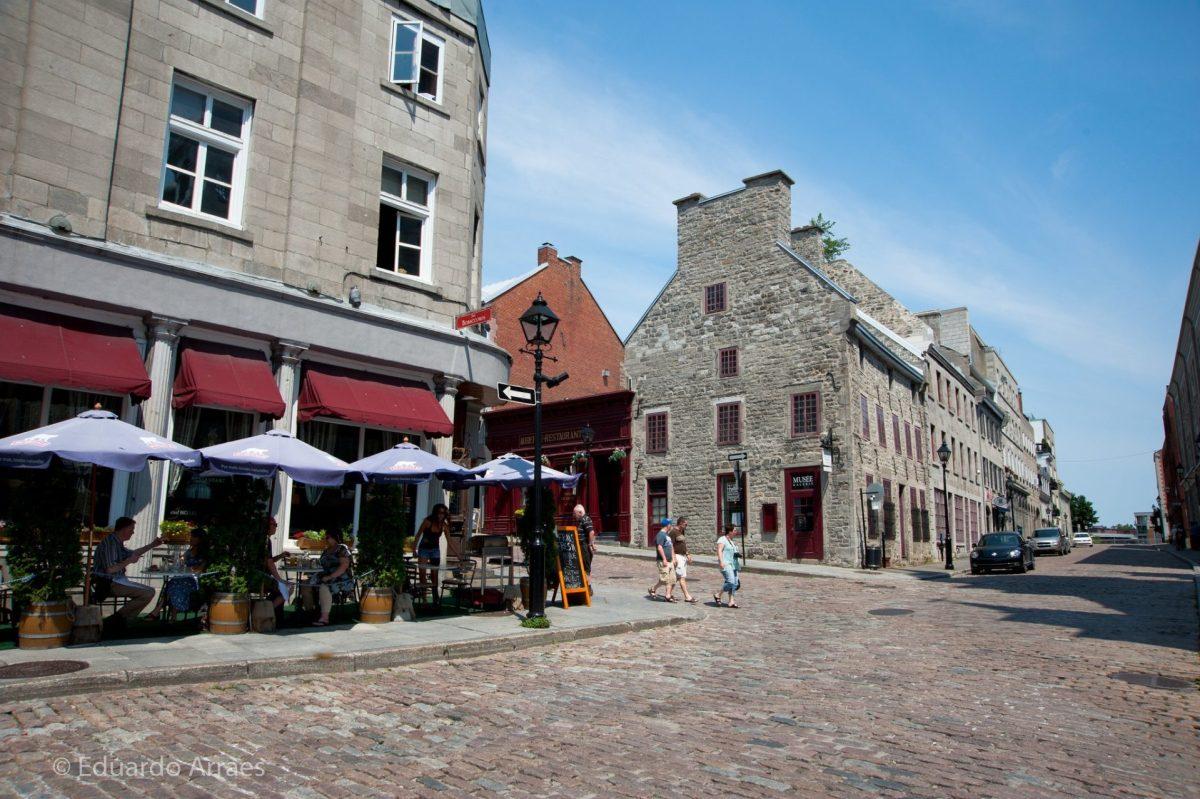 Vieux Montreal photo by Eduardo Fonseca Arraes (https://www.flickr.com/photos/duda_arraes/) via Flickr.com