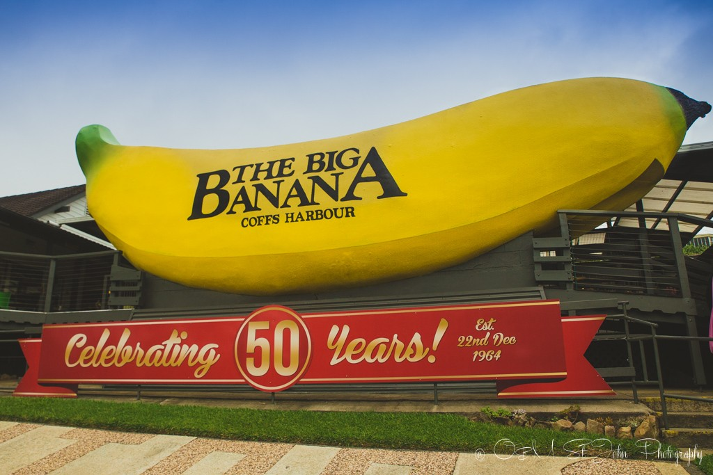 Big Banana Amusement Park, Coffs Harbour, NSW