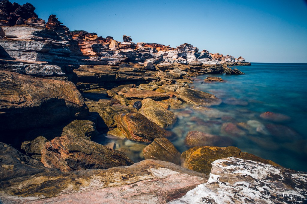 Gantheaume Point. Broome. Western Australia