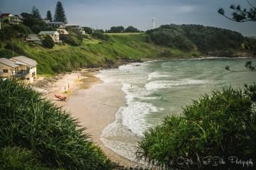 Yamba Main Beach, Yamba, NSW