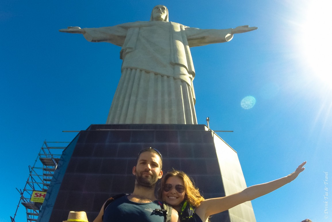 We traveled to the other side of the world to see the World Cup in Brazil!