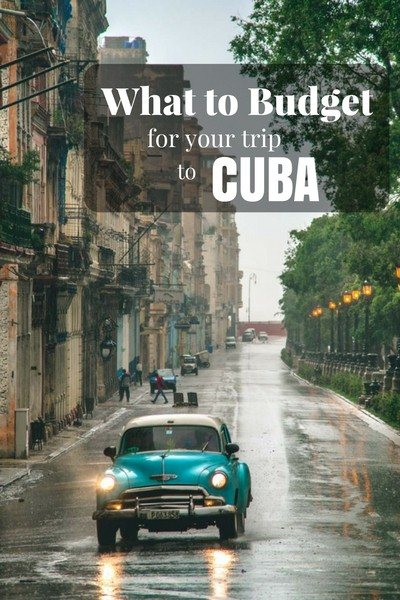 Thinking about a trip to Cuba? Wondering how much a Cuban adventure might cost? We share a comprehensive breakdown of costs for transportation, accommodation, food, drinks, activities and more to give you all the info you need to create an accurate budget for your Cuba trip!