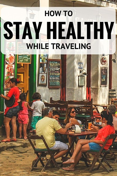 You can hide away in your hotel room, travel only by private transportation and eat food at the hotel restaurant to try and avoid getting sick, but where is the fun in that?