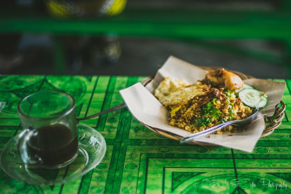 Nasi Goreng. Indonesian Food
