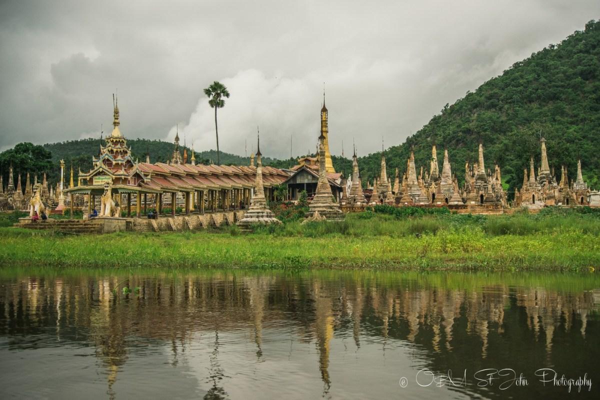 Tharkong Pagoda, Inle Lake