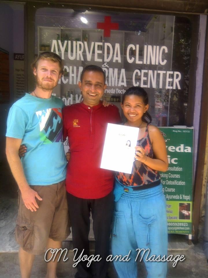 Rishikesh, India where we studied. Photo Courtesy of Two Monkeys Travel