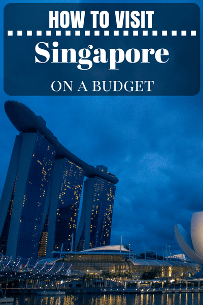 Think Singapore is an expensive destination? Let me prove you wrong. My money saving tips helped me spend 4 days in Singapore on just over $40/day.