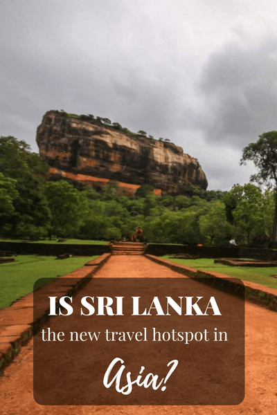 Sri Lanka has really transformed from being one of the least safe countries for travel, to topping numerous up-and-coming destination charts.