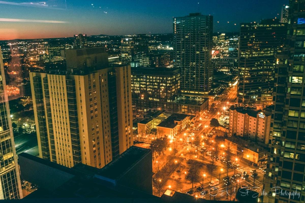 Atlanta, Georgia. USA