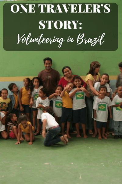 Ever wondered what it would be like to volunteer in a favela in Rio de Janeiro? My friend, Kaushik, shares his amazing experience!