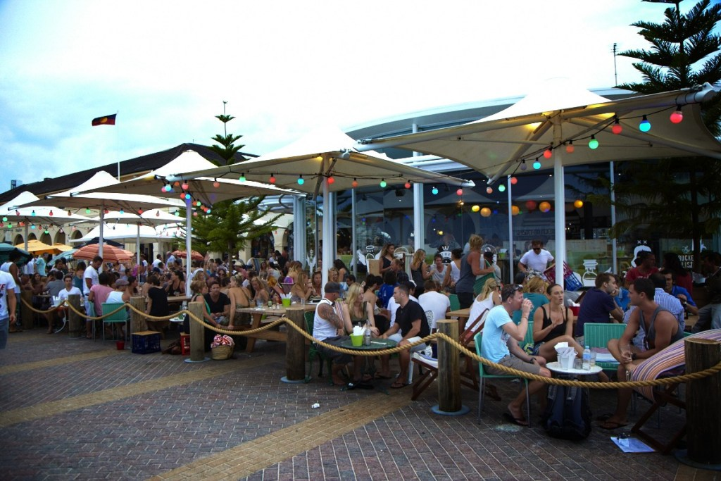 Bucket List, Bondi Beach. Photo credit: sydneysocial101.com