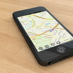 Road trip accessories: Maps Me