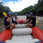 14Sep14 Day313 - Rafting on Rio Suarez, Colombia