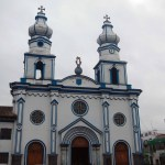 5Oct14 Day334 - Church, Ipiales, Colombia