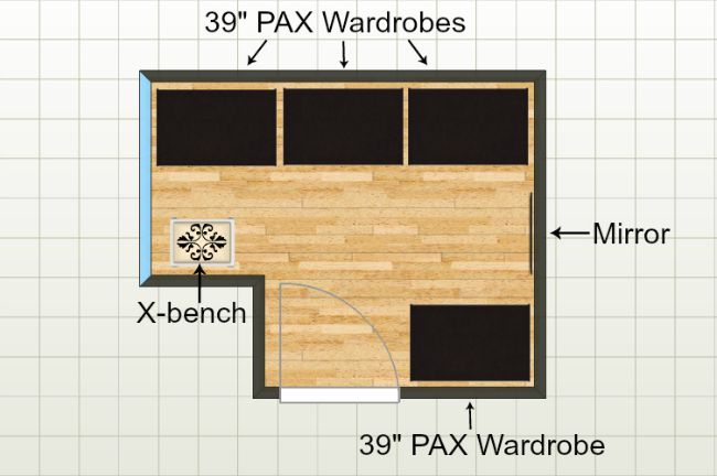 IKEAu0027s PAX Closet Systems An Honest Review Driven by Decor - action plan template word