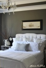 Bedroom Paint Color Kendall Charcoal