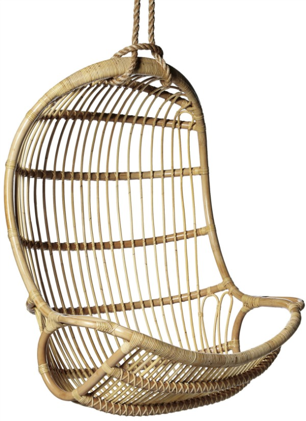 favorite hanging rattan swing chairs driven by decor swinging basket chair
