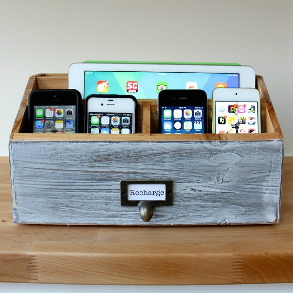 Family Charging Station Ideas