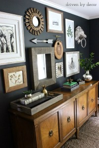 My Home Office Gallery Wall Reveal & Tips | Driven by Decor
