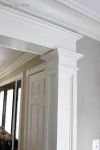 Doorway Molding Design Ideas